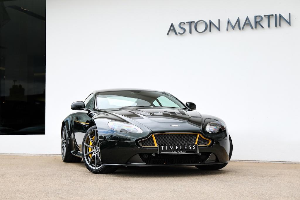 2017 Aston Martin V12 Vantage S Spitfire 80 Edition Classic Driver Market
