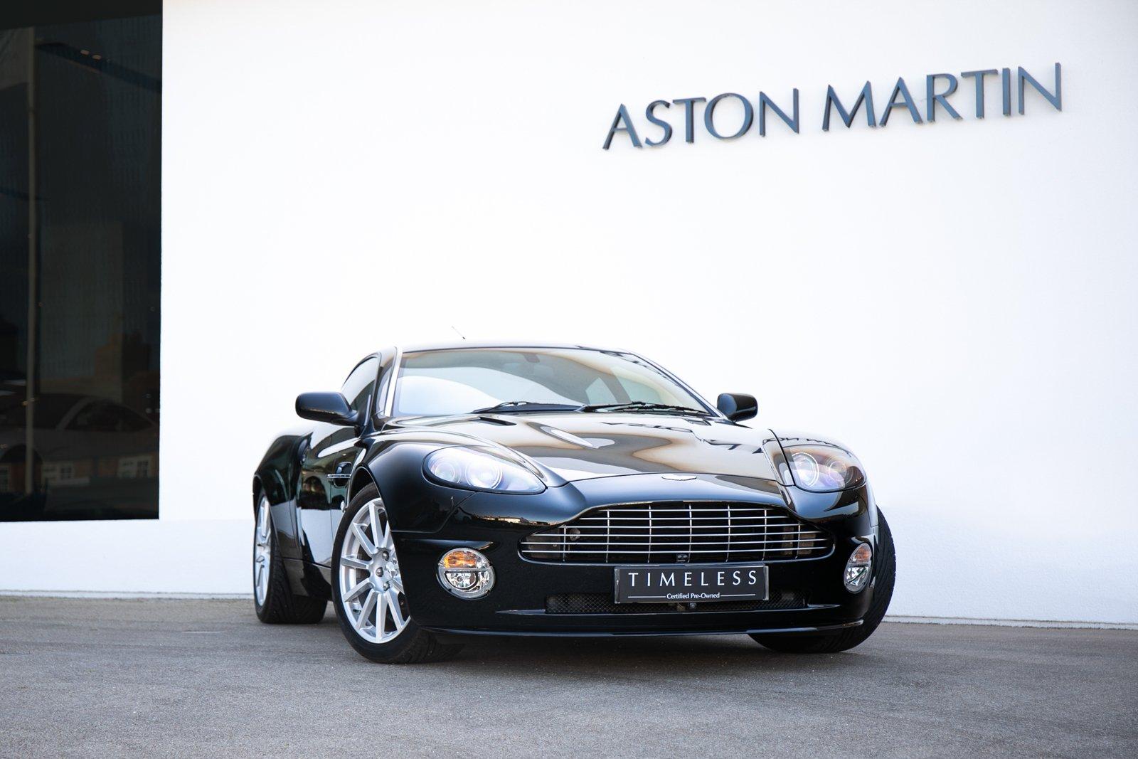 2007 Aston Martin Vanquish S Coupe Ultimate Edition Classic Driver Market