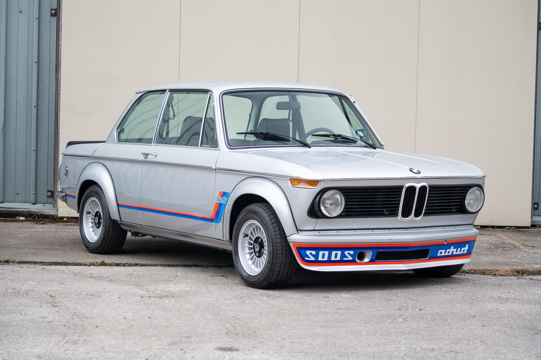 1974 Bmw 2002 Turbo Vintage Car For Sale