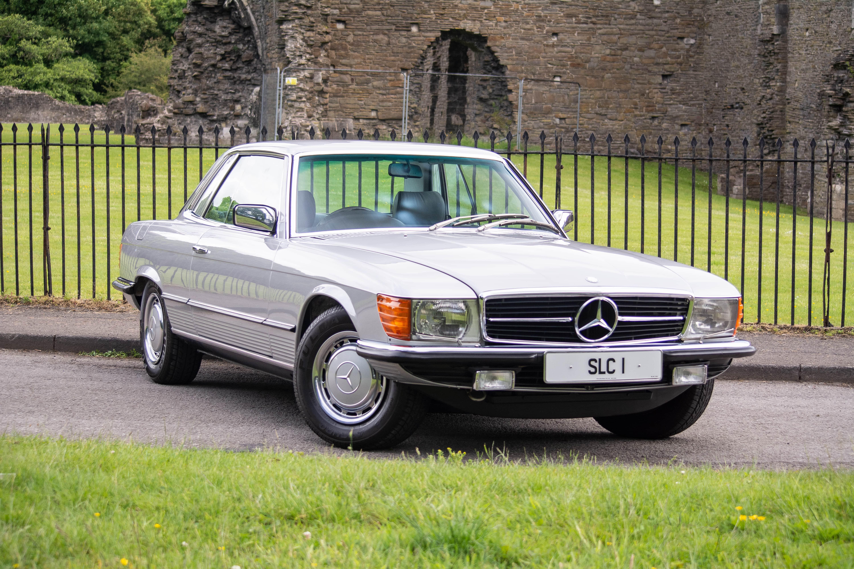 Mercedes Slc 1980