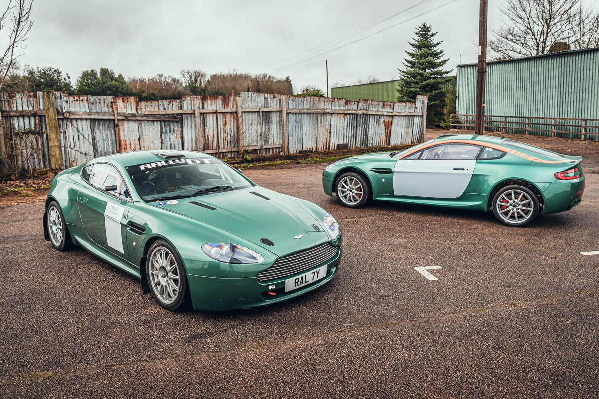 Aston Martin Vantage Classic Driver Market