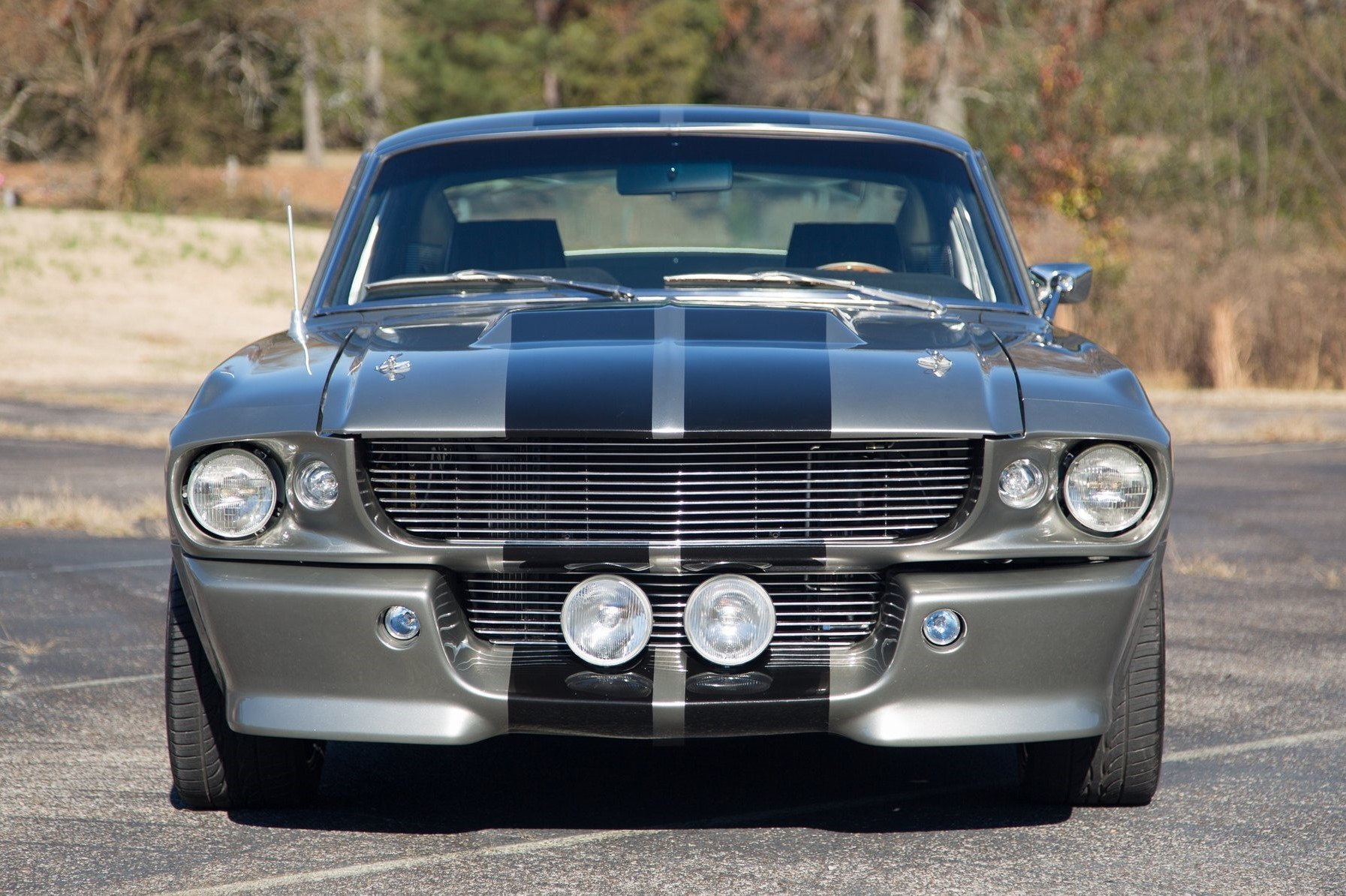 1967 Mustang Eleanor Coupe