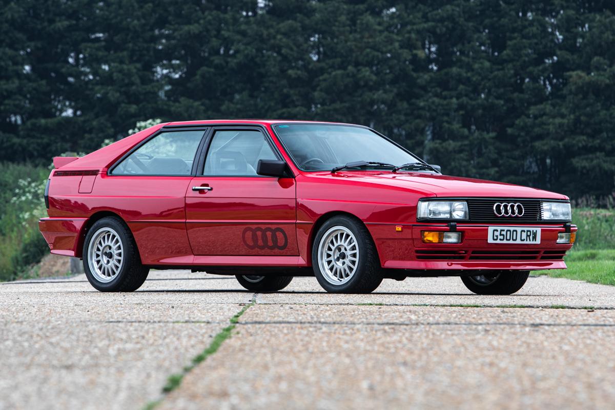 Kelebihan Audi Quattro Turbo Spesifikasi