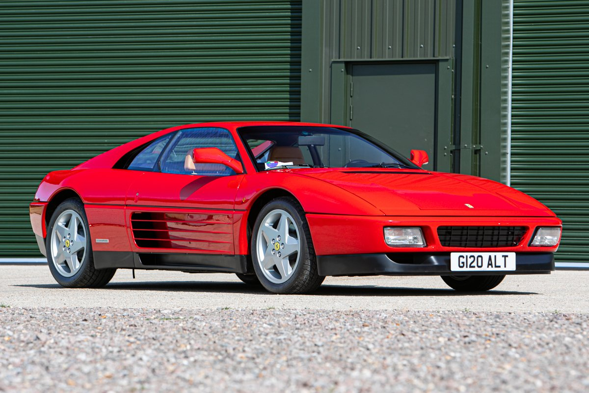 1990 Ferrari 348 Tb Classic Driver Market