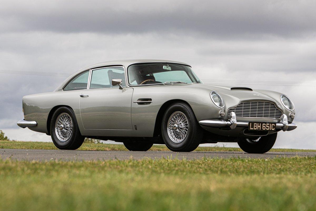 1965 Aston Martin Db5 Classic Driver Market