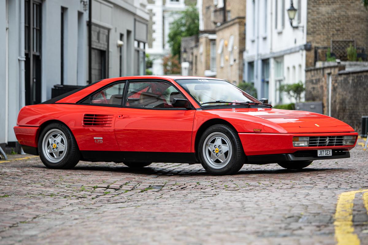 1991 Ferrari Mondial 3 4t Classic Driver Market