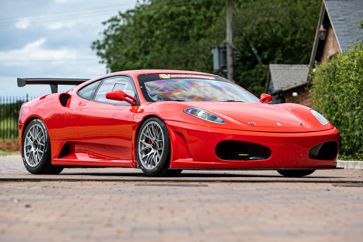 2006 Ferrari F430 Challenge Classic Driver Market