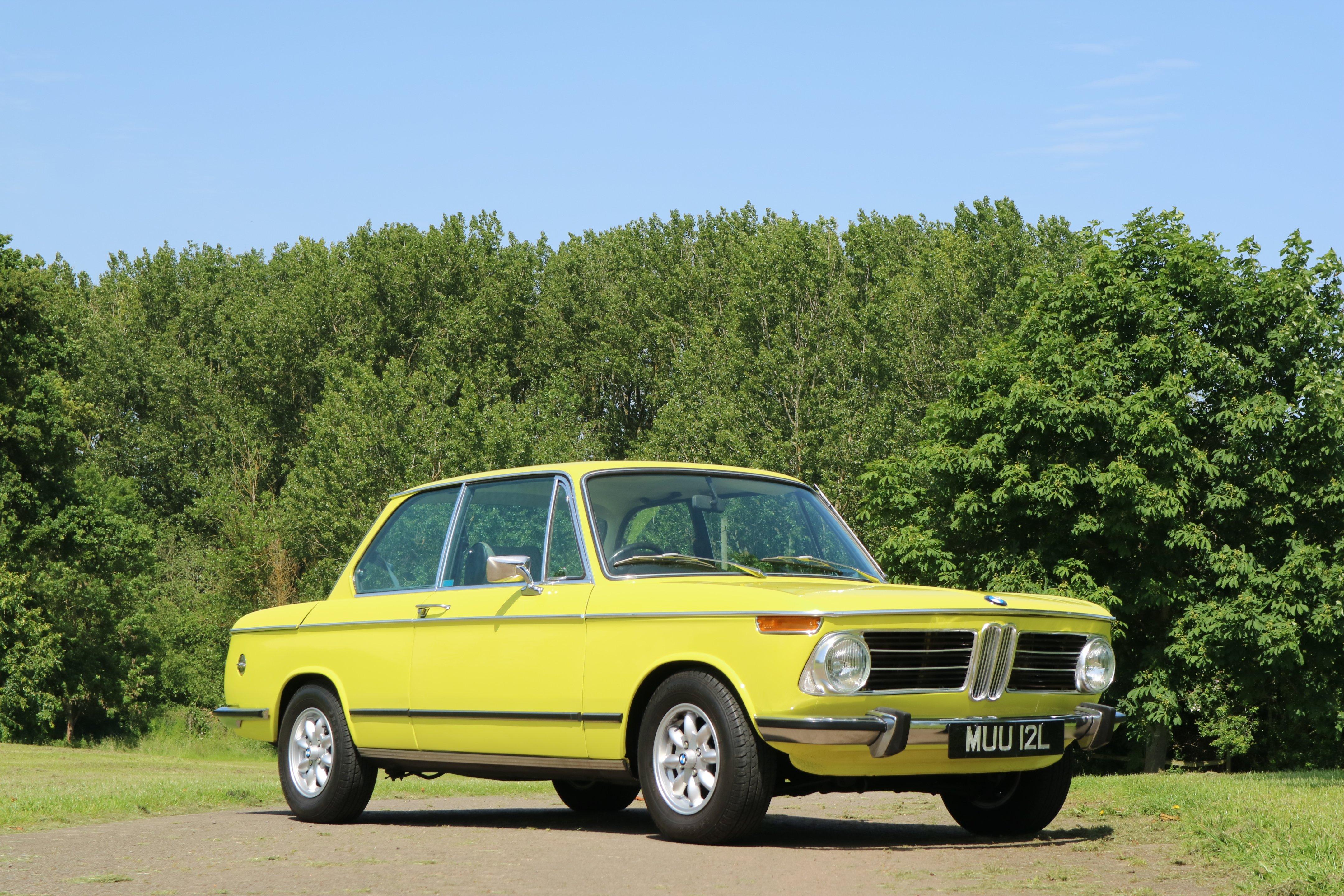 1973 Bmw 2002 Tii Vintage Car For Sale