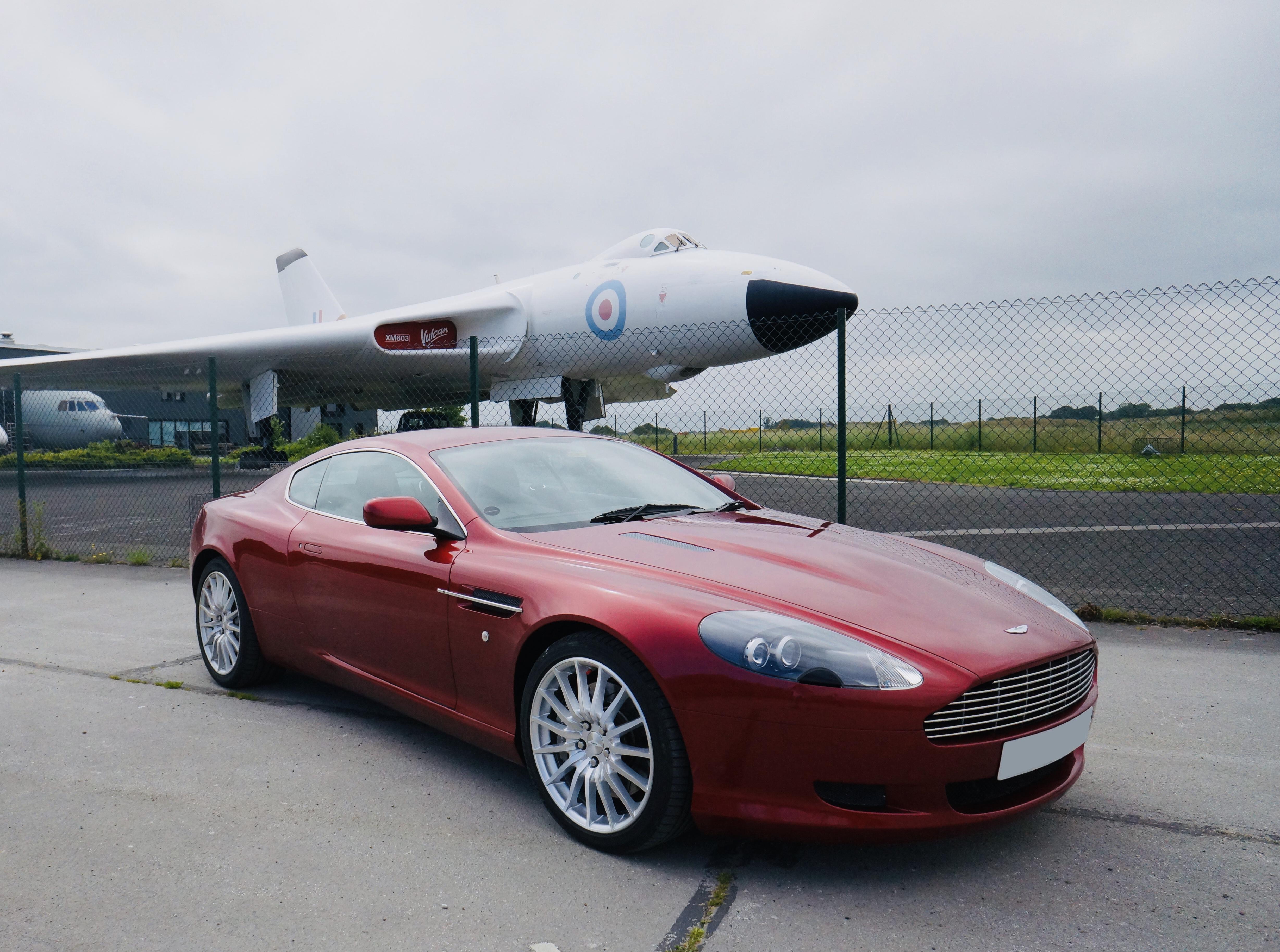 2008 Aston Martin Db9 Classic Driver Market