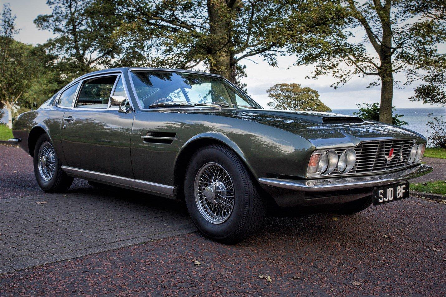 1968 Aston Martin Dbs Classic Driver Market