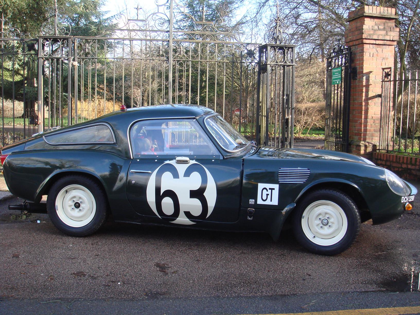 1964 Triumph Spitfire Le Mans Gt Fastback Classic Driver Market