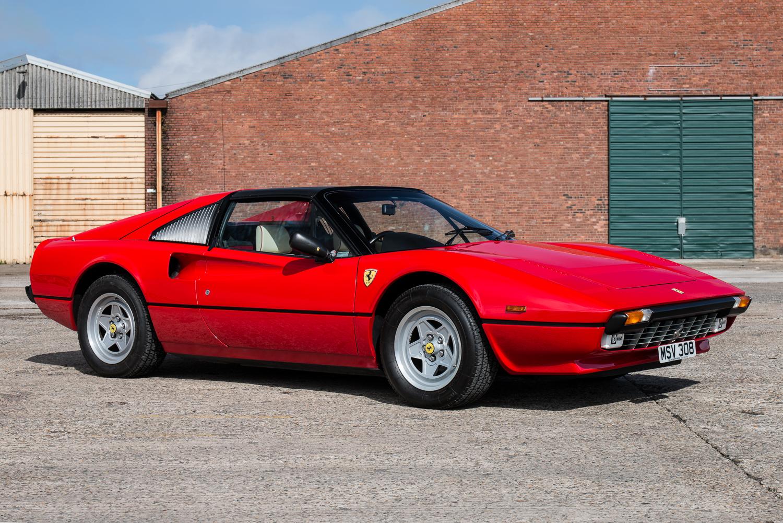 1983 Ferrari 308 Gts Qv Classic Driver Market