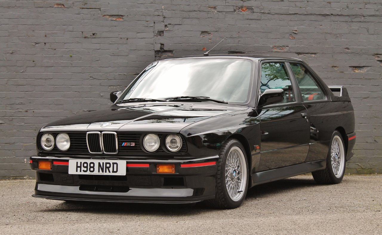 1990 Bmw E30 M3 Sport Evolution Classic Driver Market