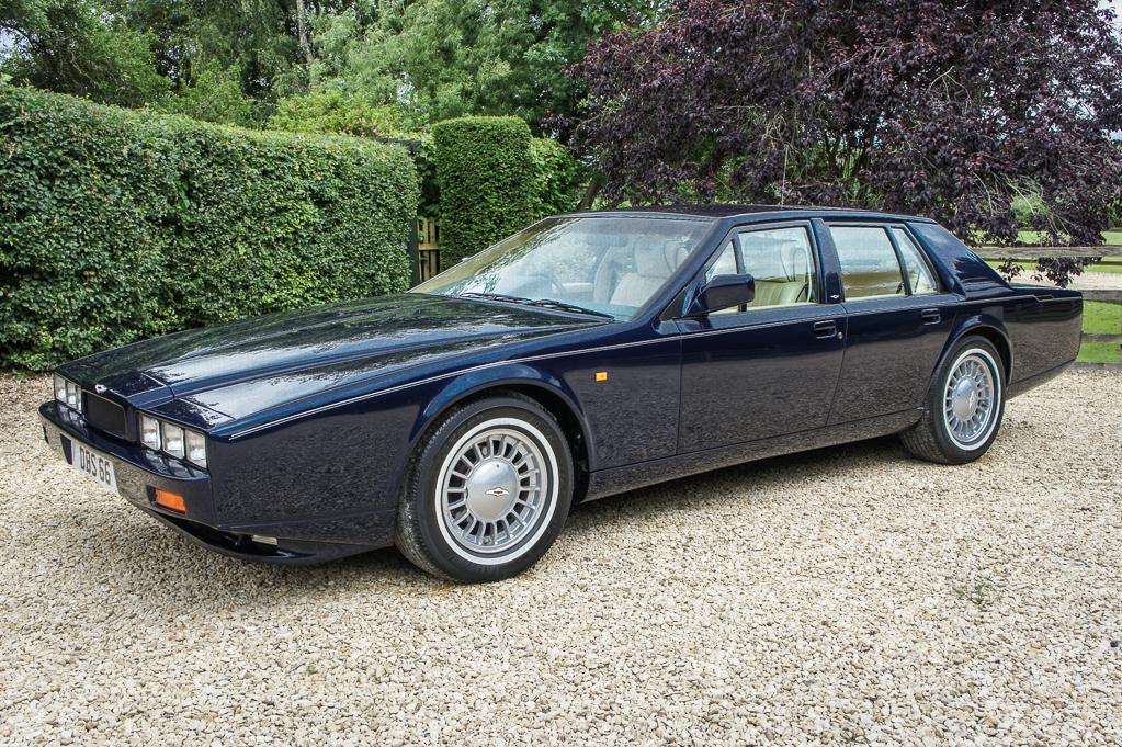 1989 Aston Martin Lagonda Series 4 Classic Driver Market
