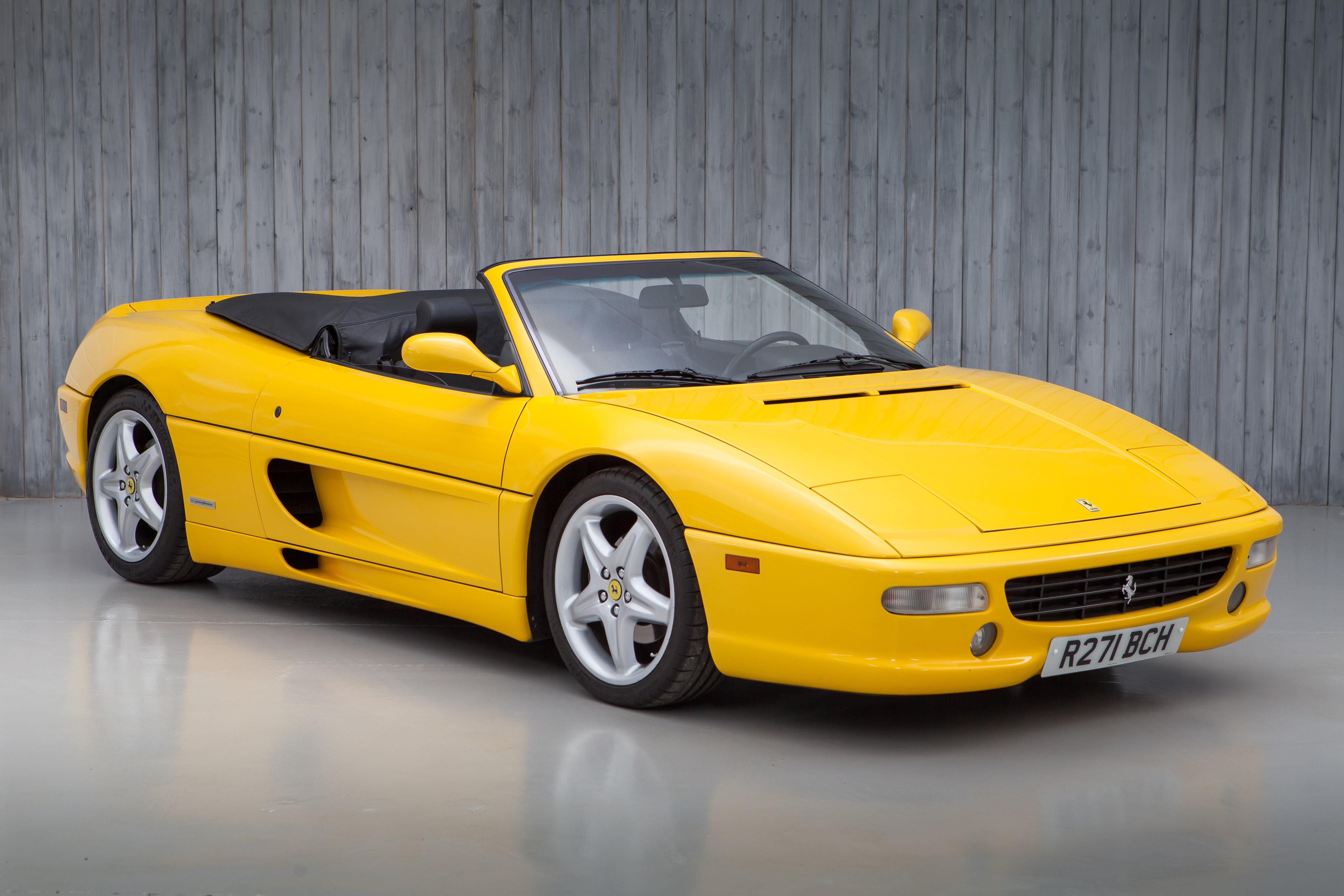 1998 Ferrari F355 Spider Manual Classic Driver Market