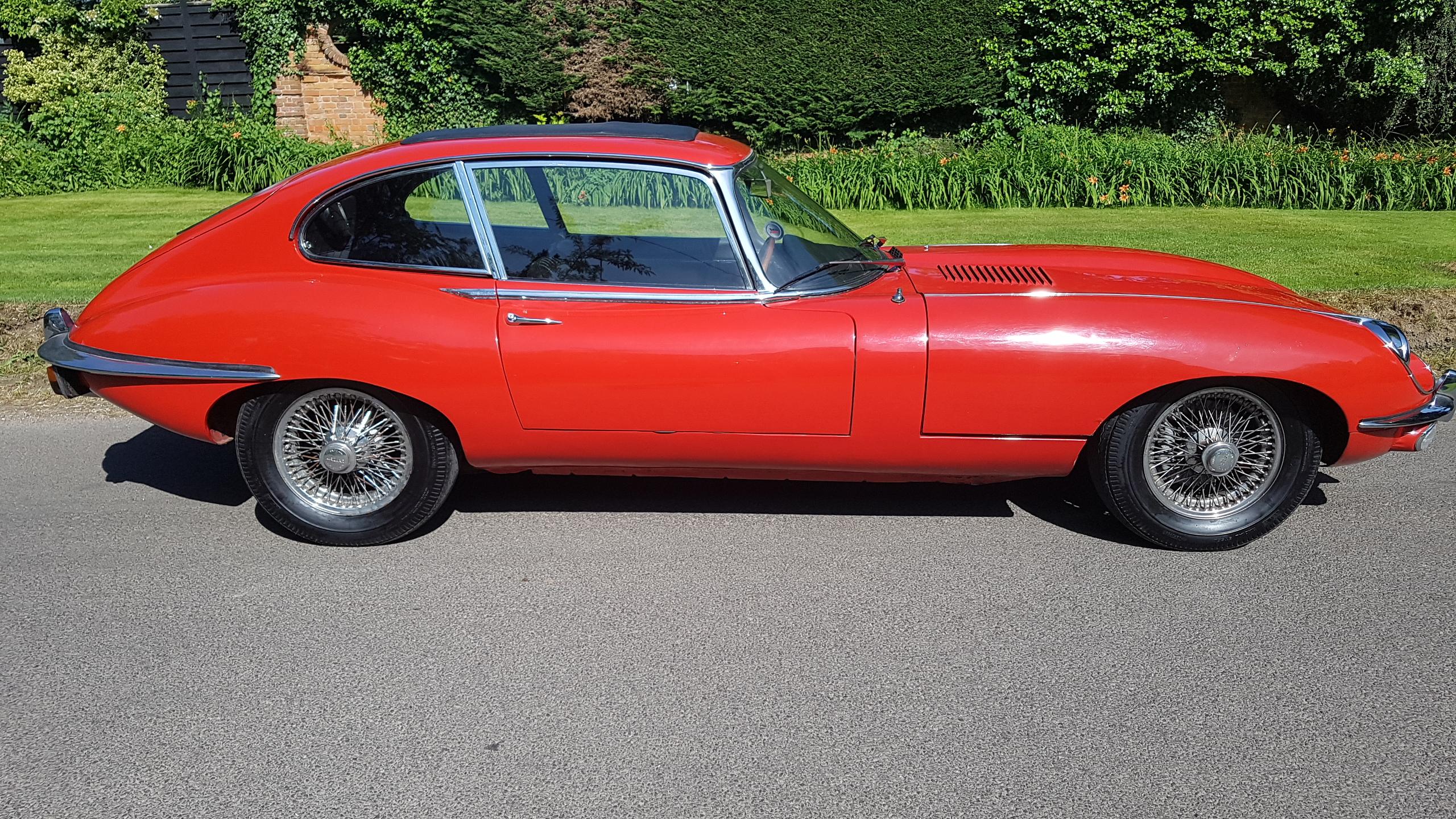 1969 Jaguar E Type Si Vintage Car For Sale