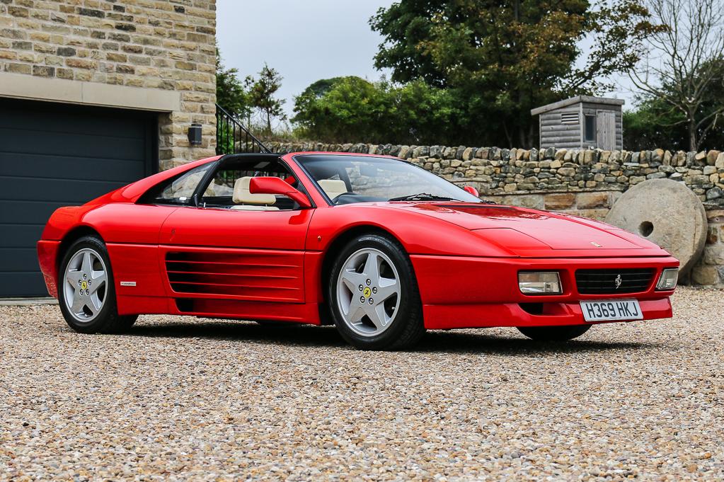 1991 Ferrari 348ts Manual Classic Driver Market