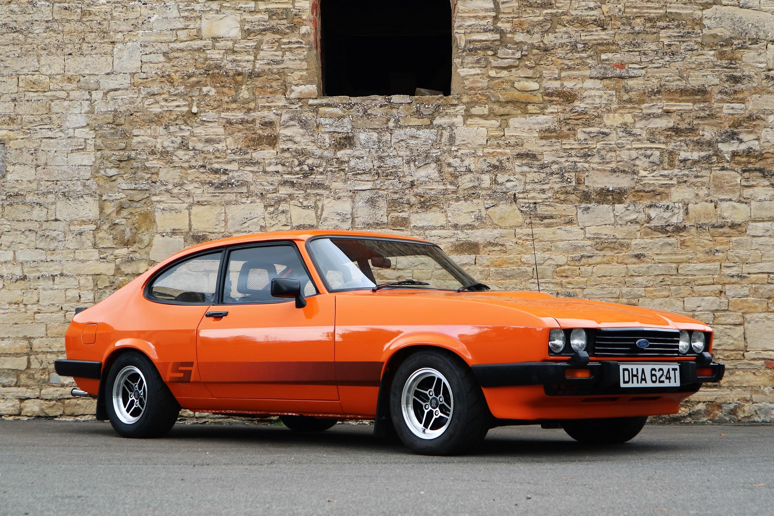 1979 Ford Capri 3000S | Classic Driver Market
