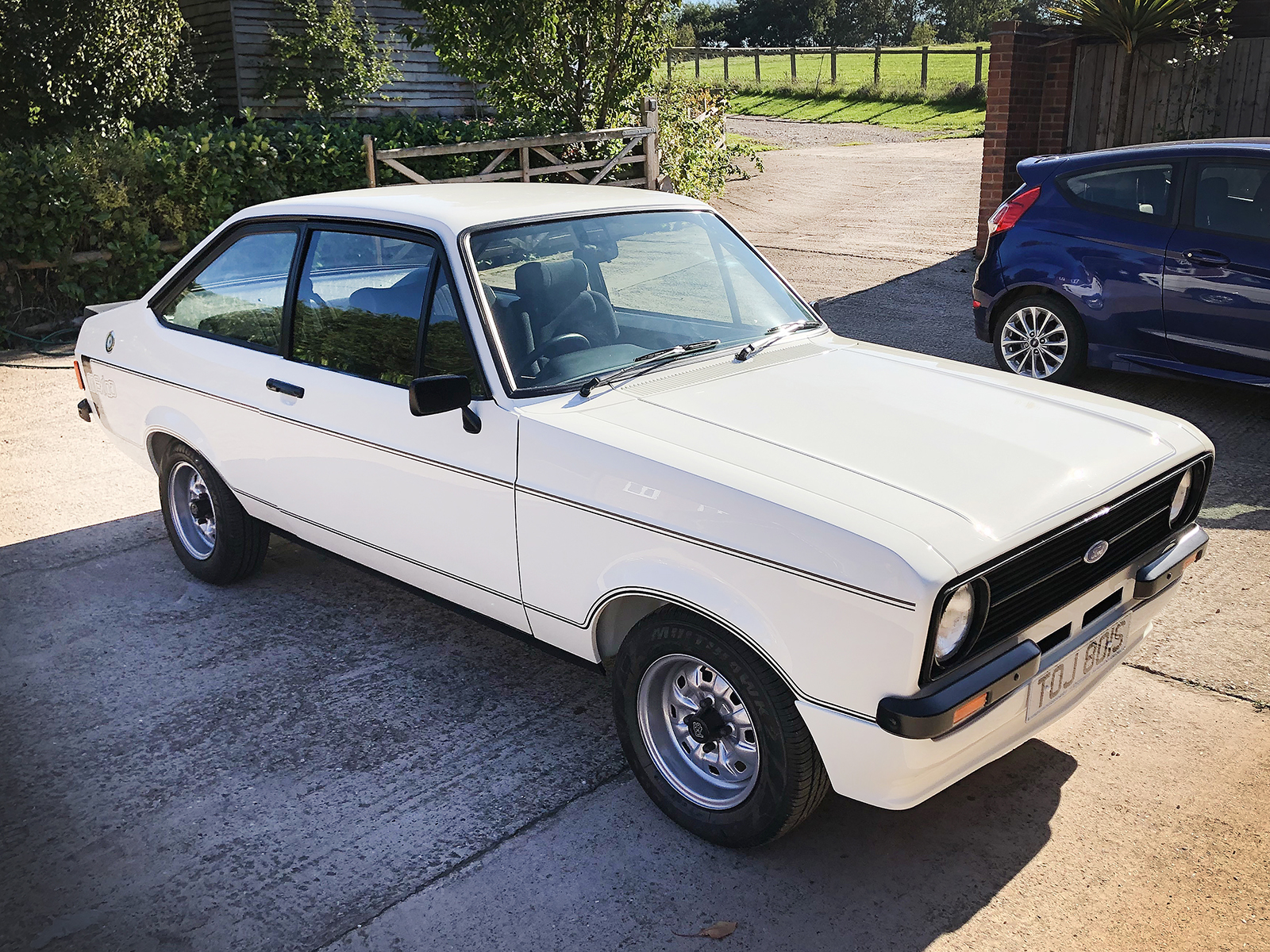 1978 Ford Escort Oldtimer Zu Verkaufen