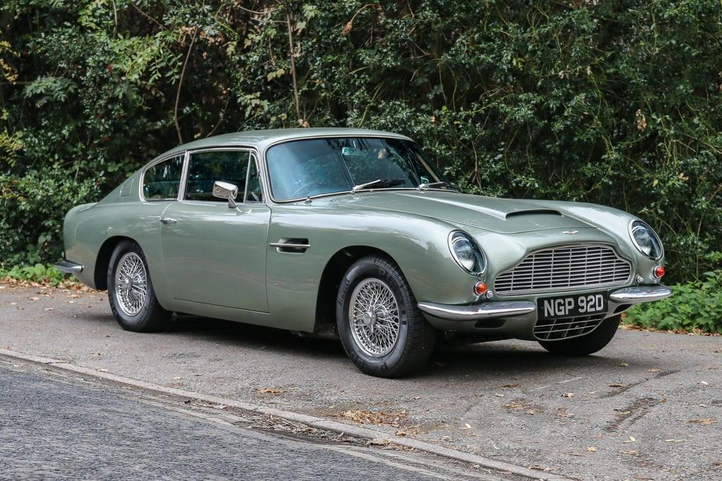 1966 Aston Martin Db6 Automatic Sports Saloon Classic Driver Market