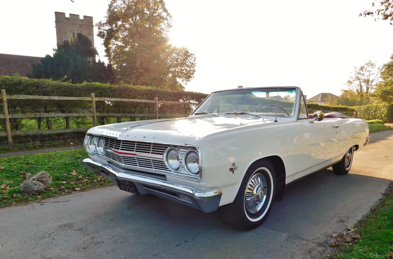 1965 Chevrolet Chevelle Malibu Ss Convertible Classic Driver Market 1964 Ford Ltd