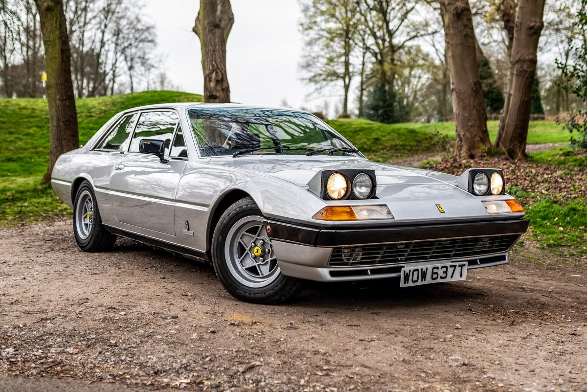 1978 Ferrari 400 Gt Series 1 Classic Driver Market