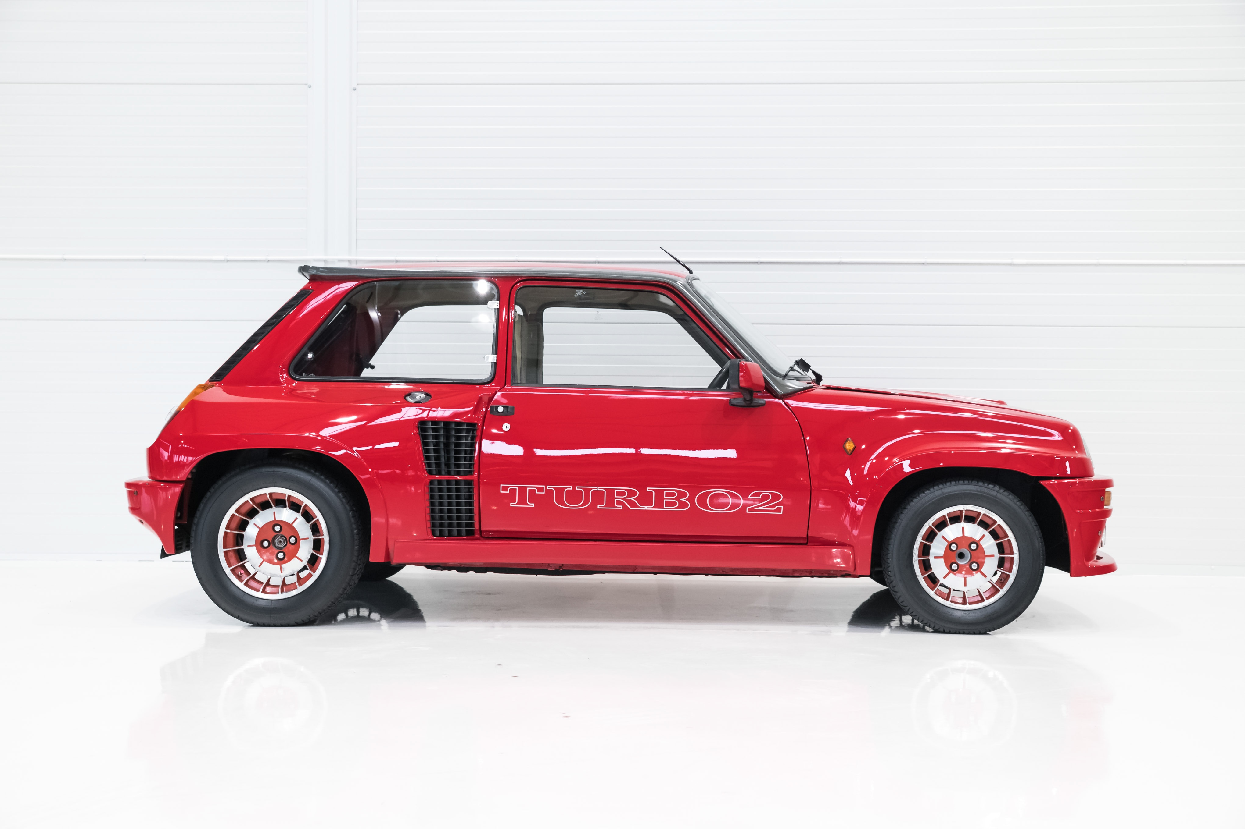 Renault R5 Turbo For Sale Classic Driver 1995 Chevy 6 5 Sel Market Cars