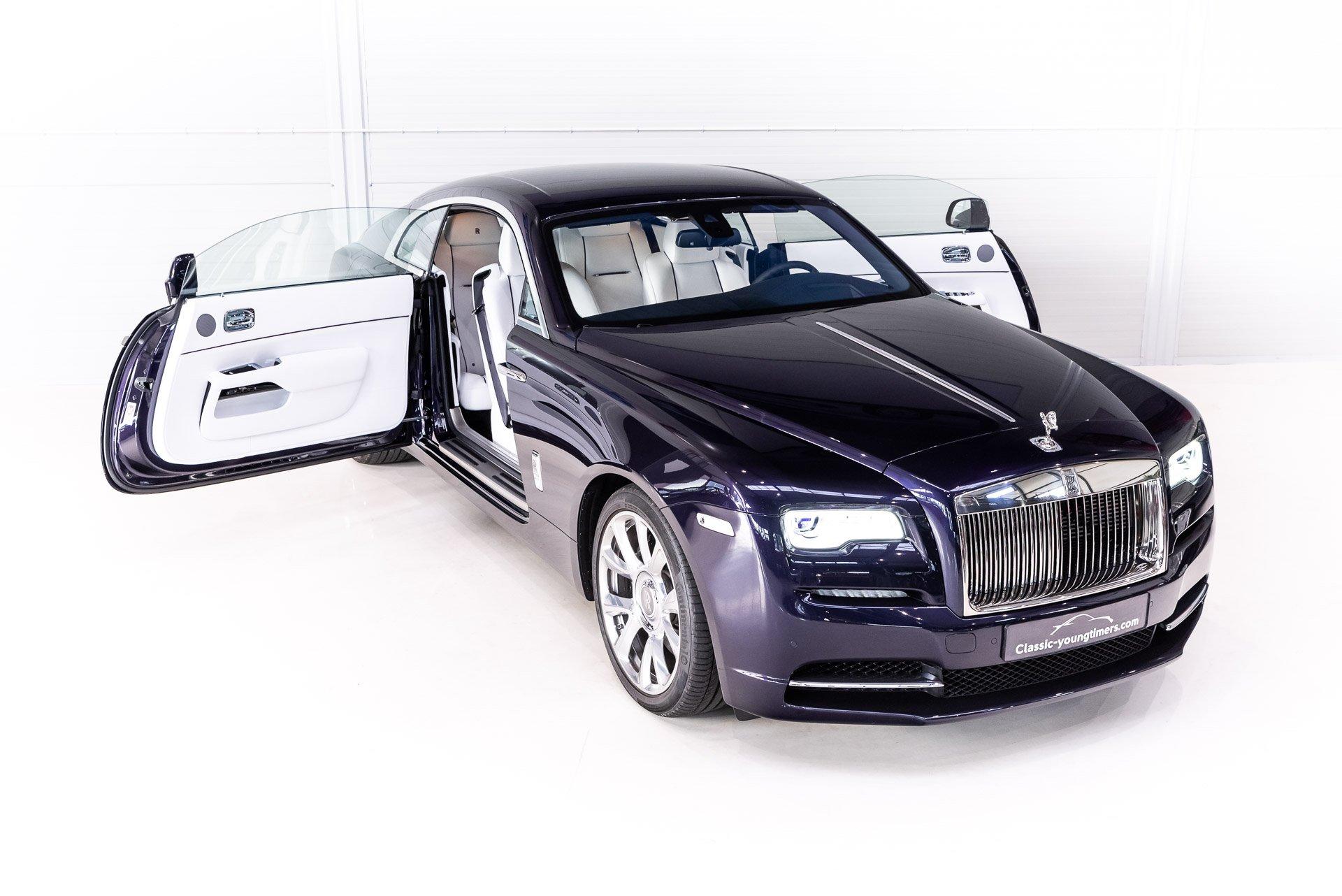 2017 Rolls Royce Wraith 5000 Km Classic Driver Market