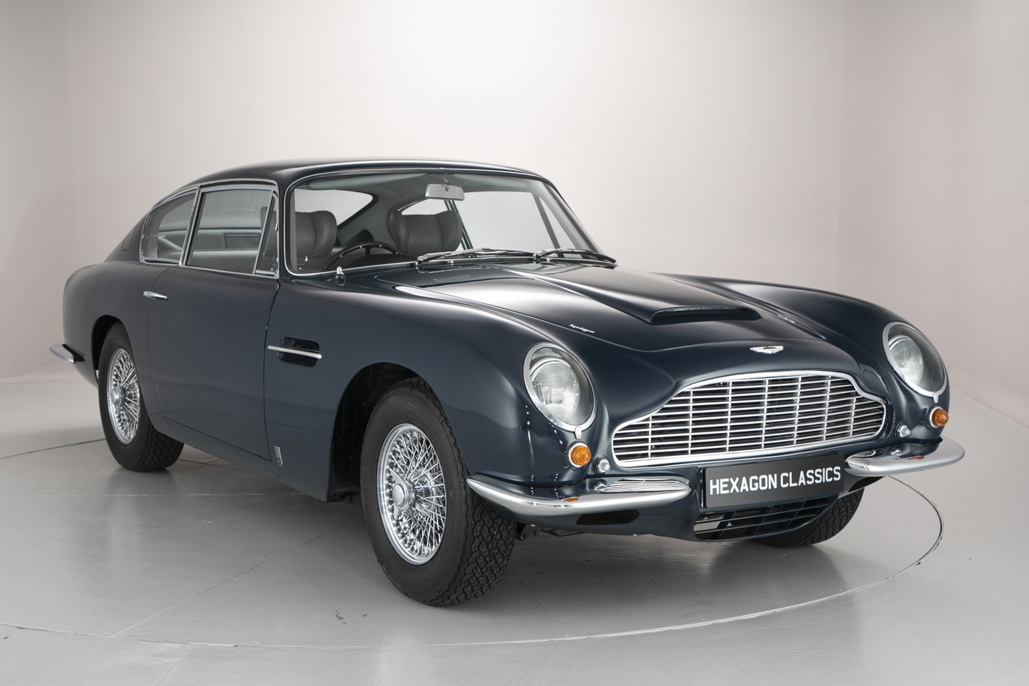 1967 aston martin db6 - right hand drive: automatic transmission