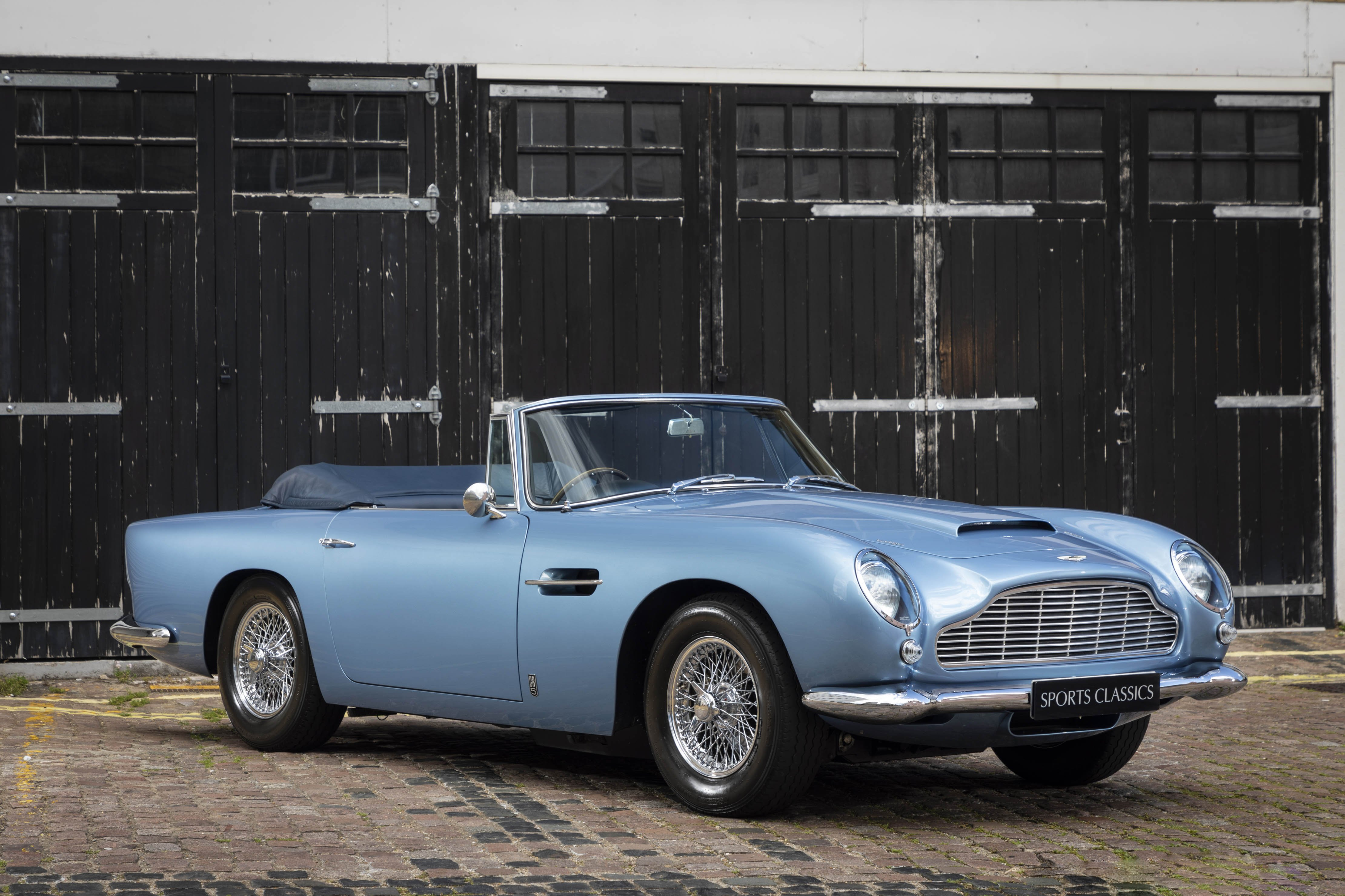 1965 Aston Martin Db5 Convertible 100 Point Body Off Restoration In 2013 Just 1 Of Only 85 Right Hand Drive Cars Produced Classic Driver Market