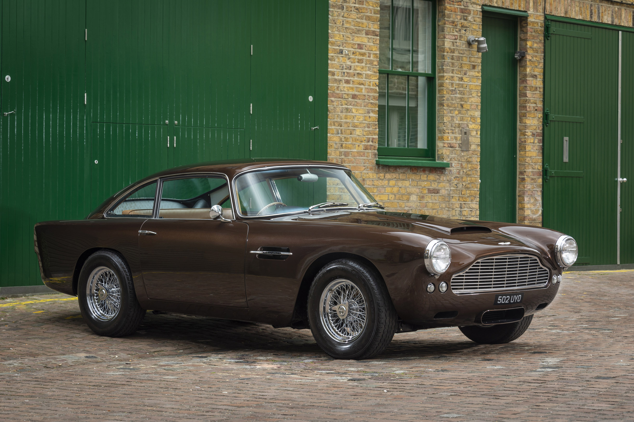 1962 Aston Martin Db4 Restored Upgraded To Sports Classics Specification Correct Matching Numbers Uk Eu Registration Classic Driver Market