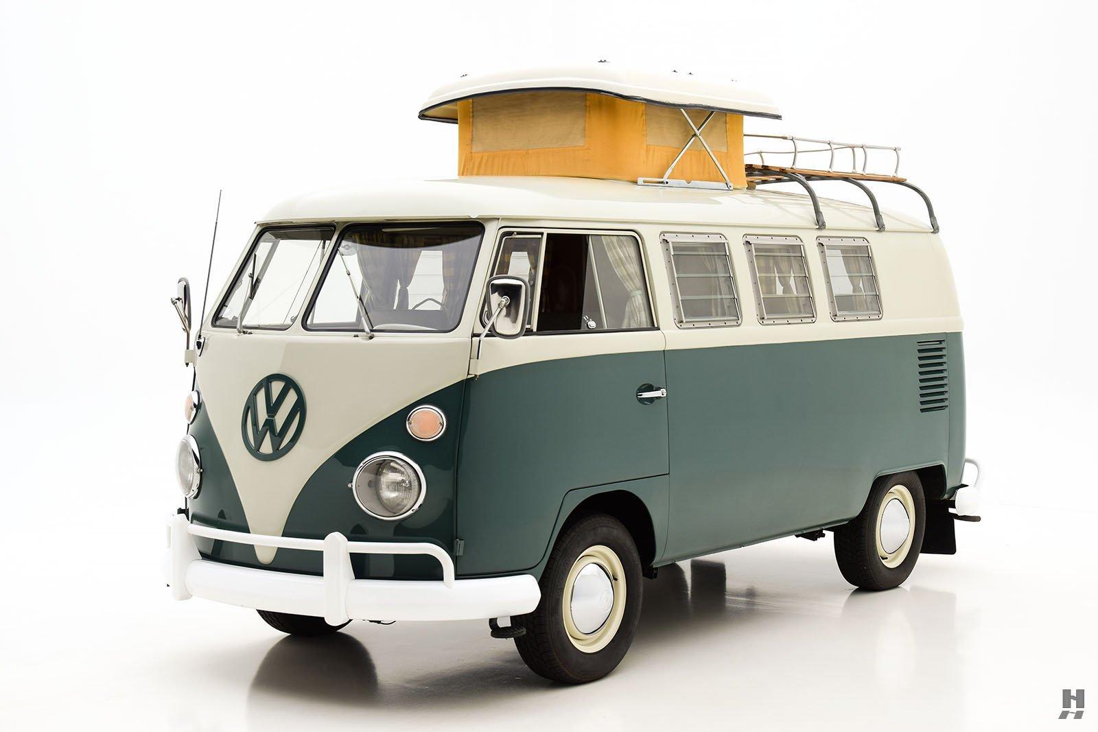 1966 Vw T1 Westfalia Camper So42 Classic Driver Market