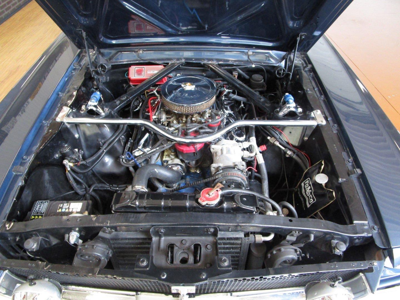 1965 Ford Mustang 289 V8 Fastback 2 2 Vintage Car For Sale