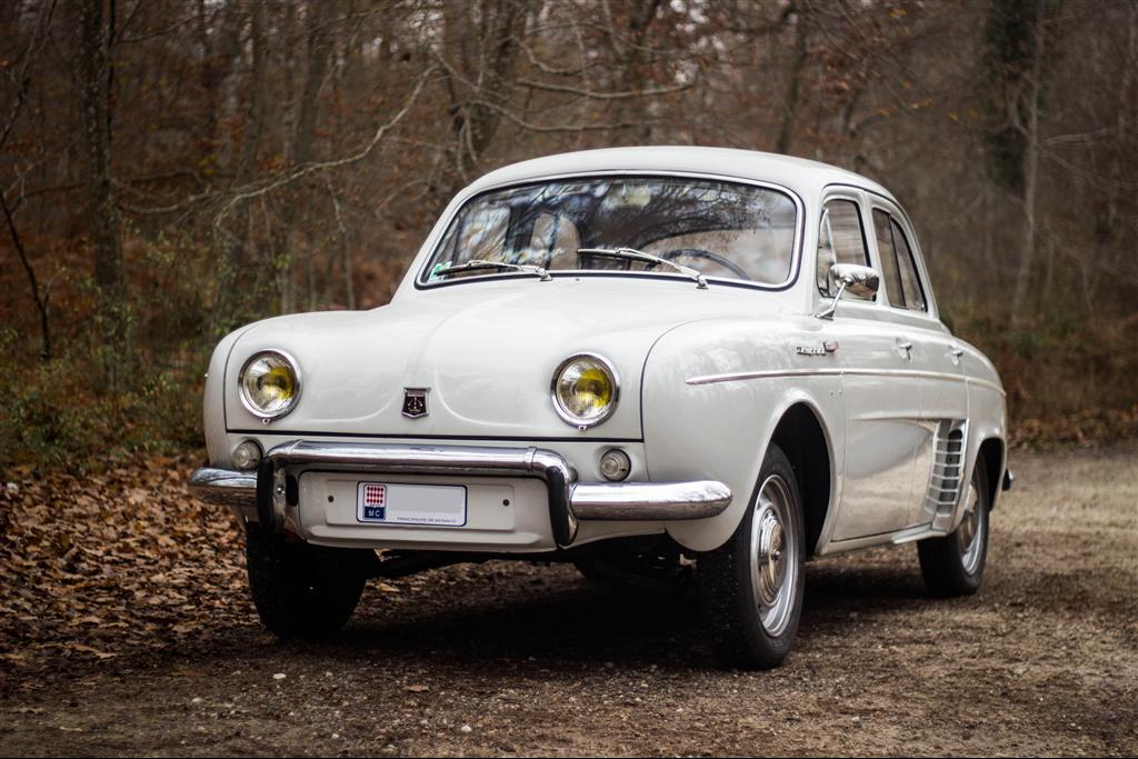 1966 Renault Dauphine Gordini R1095 Classic Driver Market