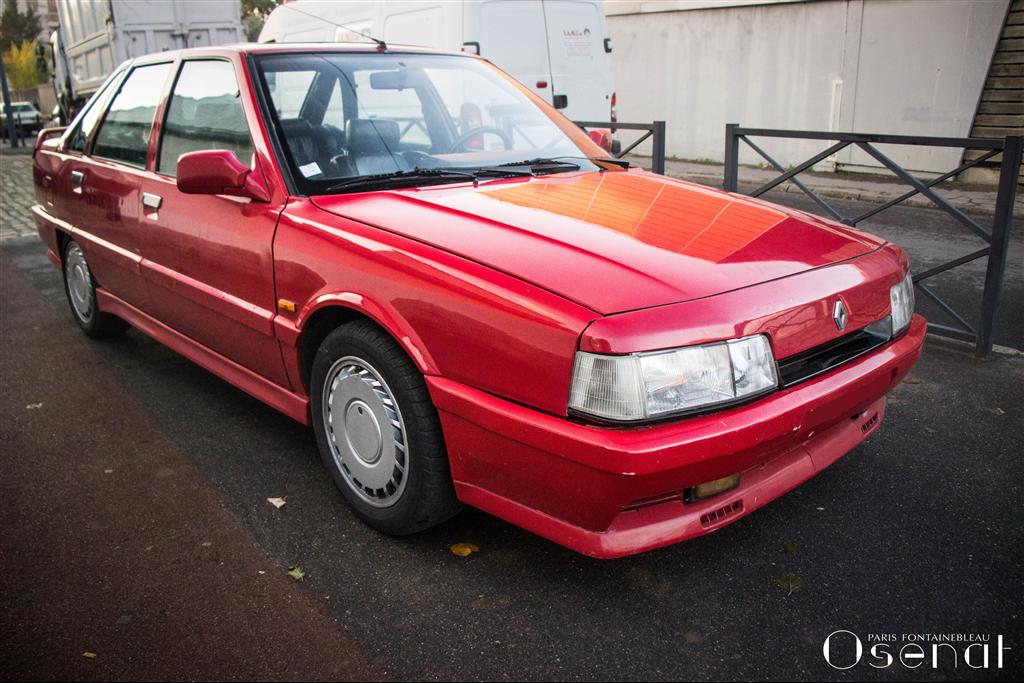 1990 Renault 21 2 0 Turbo Classic Driver Market