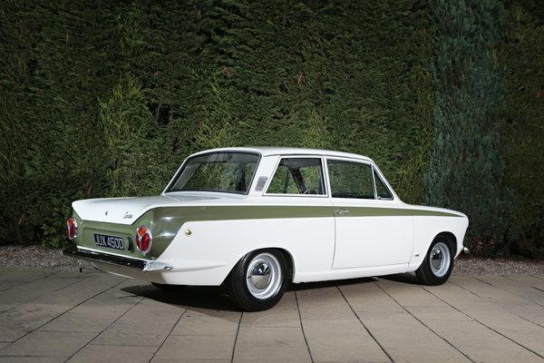 1966 lotus cortina mk i classic driver market. Black Bedroom Furniture Sets. Home Design Ideas