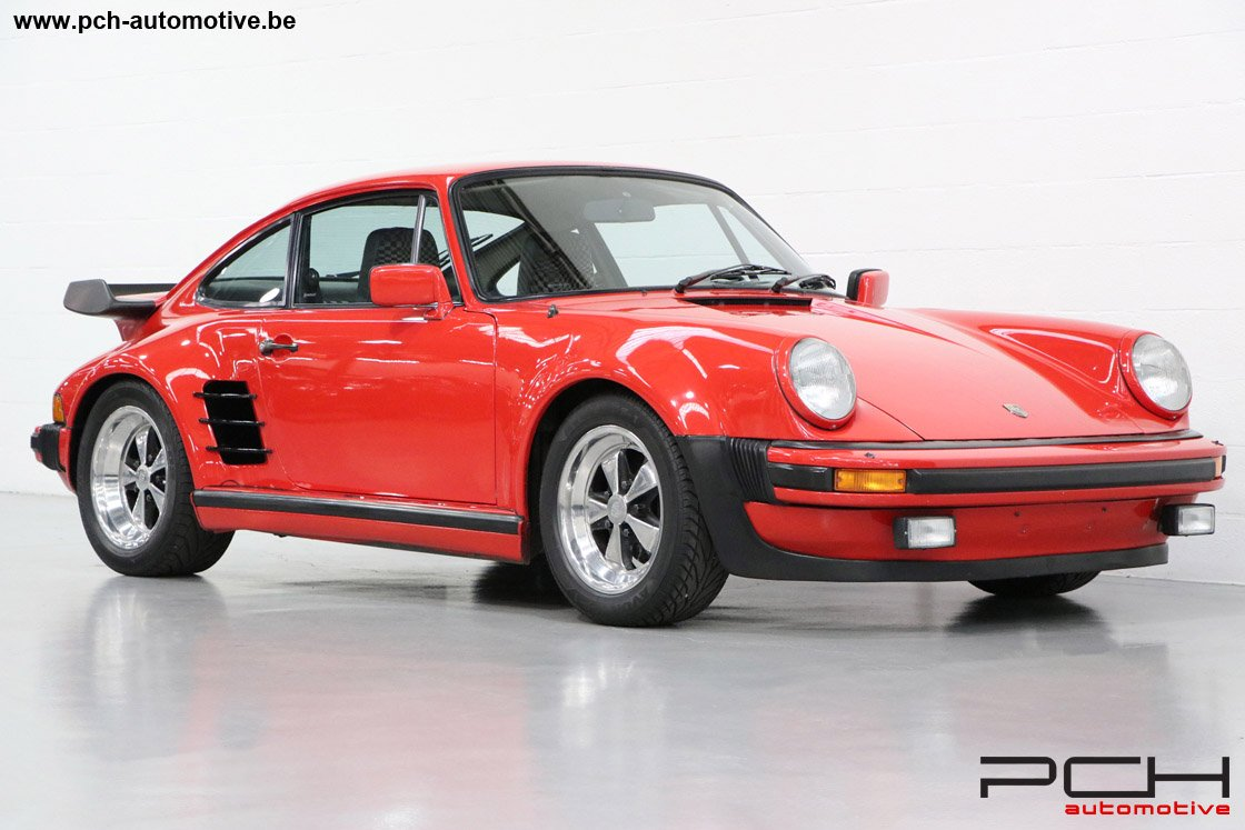 1980 Porsche 911 Turbo Porsche 930 Turbo 3 3 Matching Numbers Eu Car Classic Driver Market