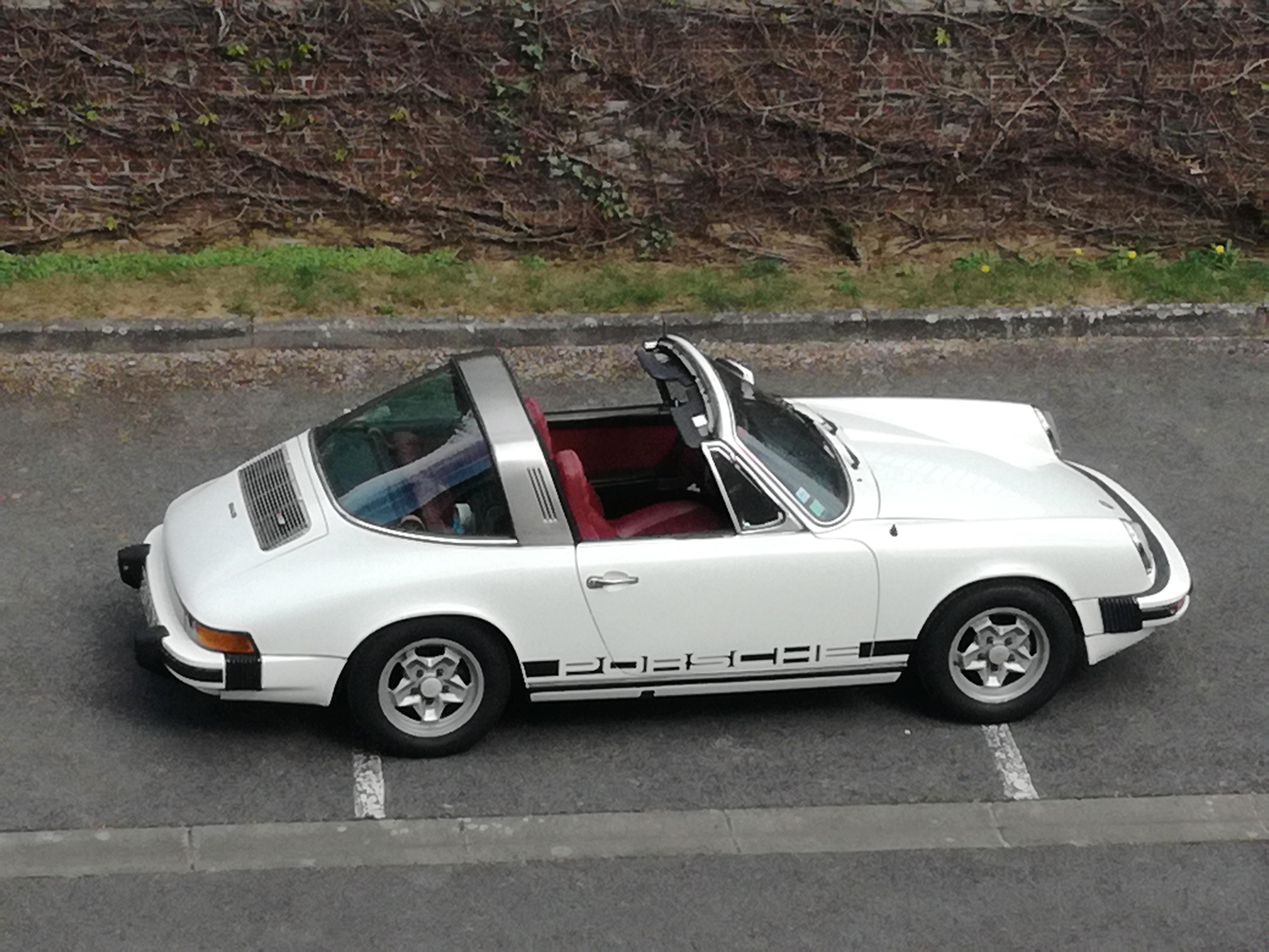 1974 Porsche 911 Quot G Quot 911 2 7 S Targa Classic Driver Market