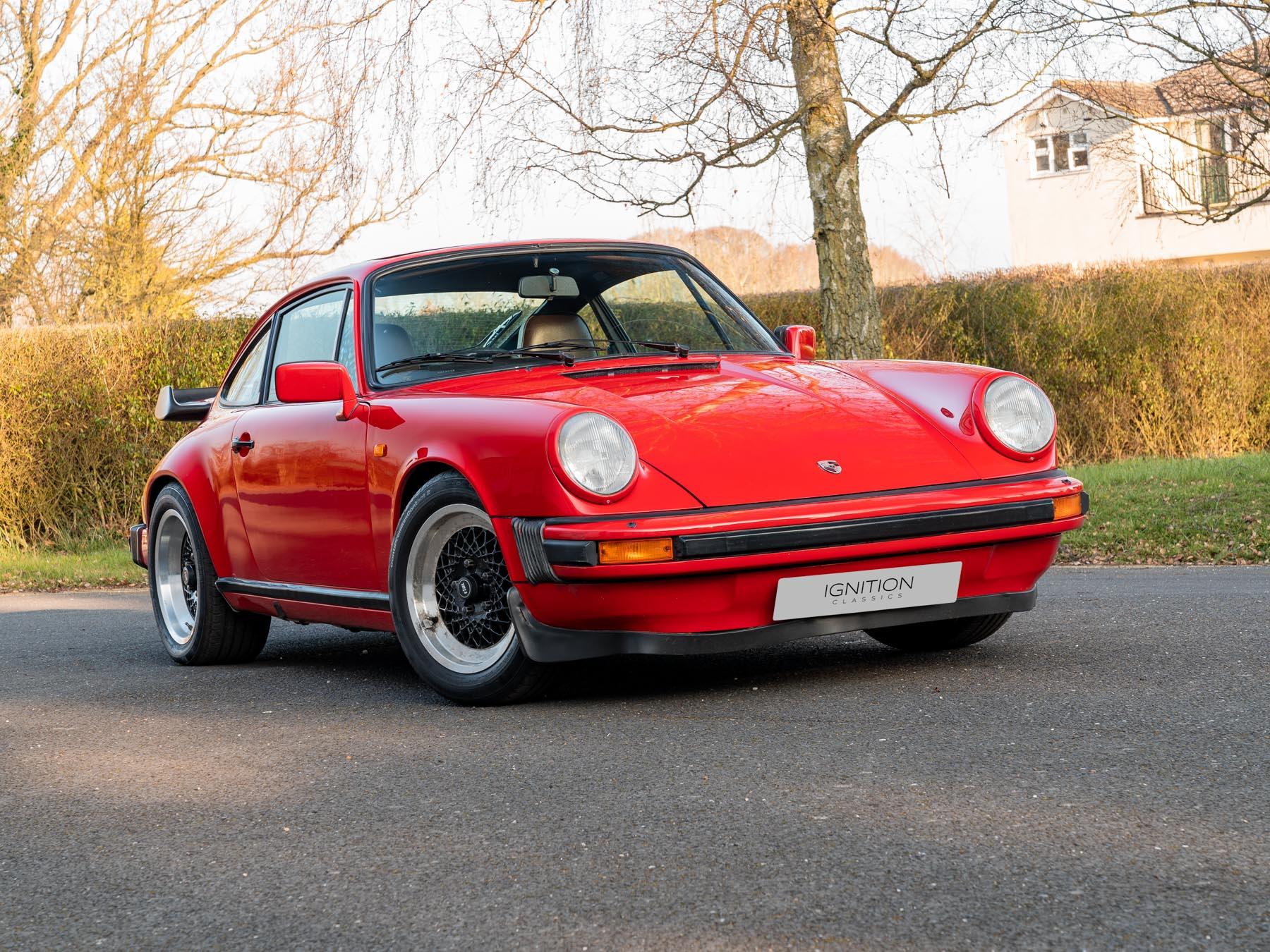 1980 Porsche 911 Turbo Vintage Car For Sale