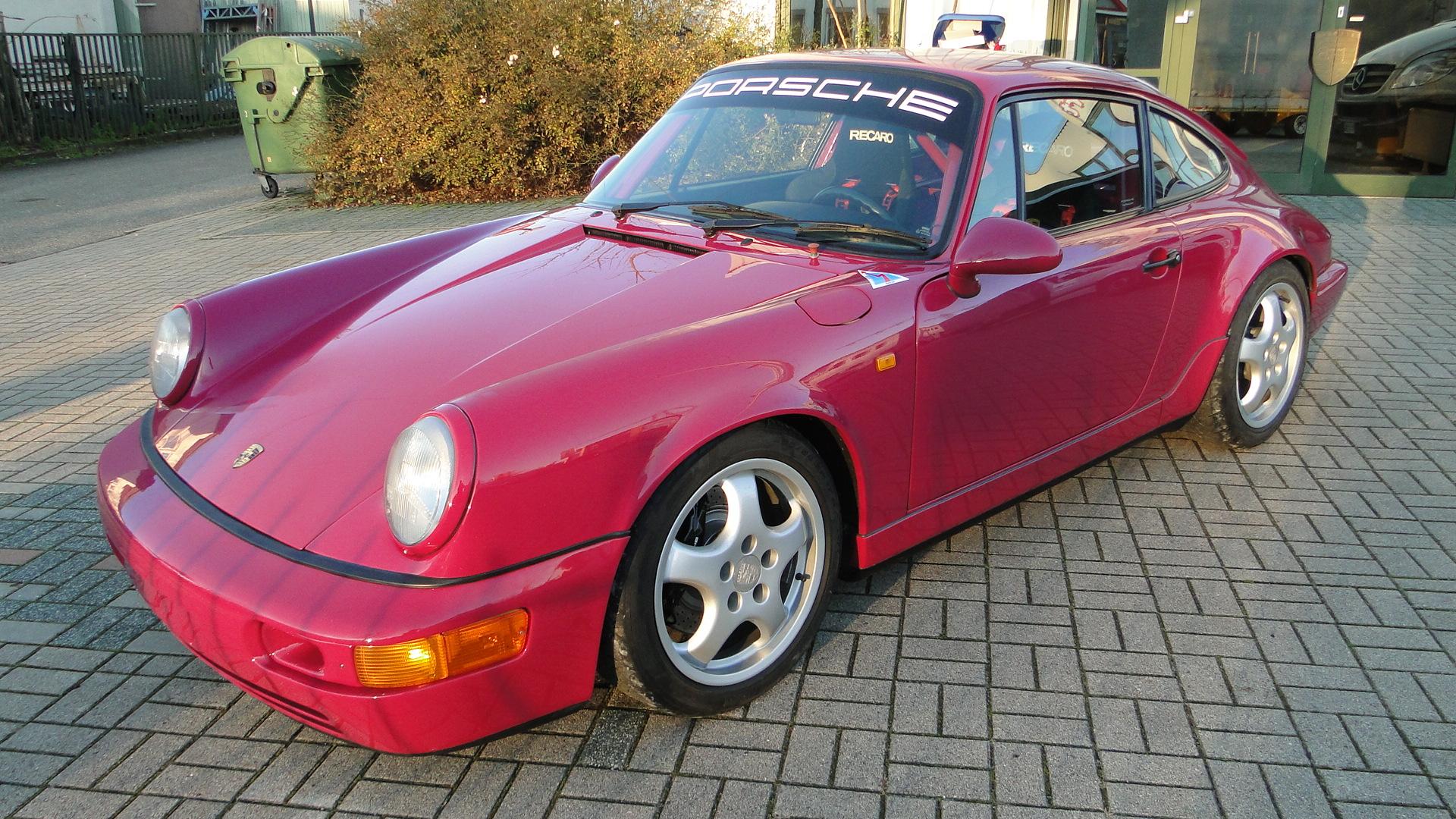 1992 porsche 911 964 carrera rs 911 964 carrera rs clubsport n gt classic driver market. Black Bedroom Furniture Sets. Home Design Ideas