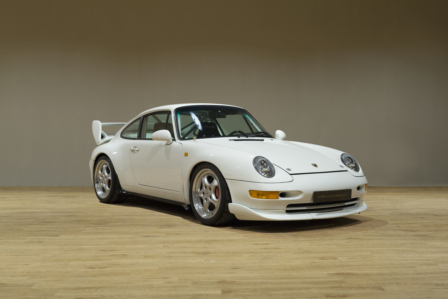 1995 Porsche 911 993 Carrera Rs Club Sport Classic