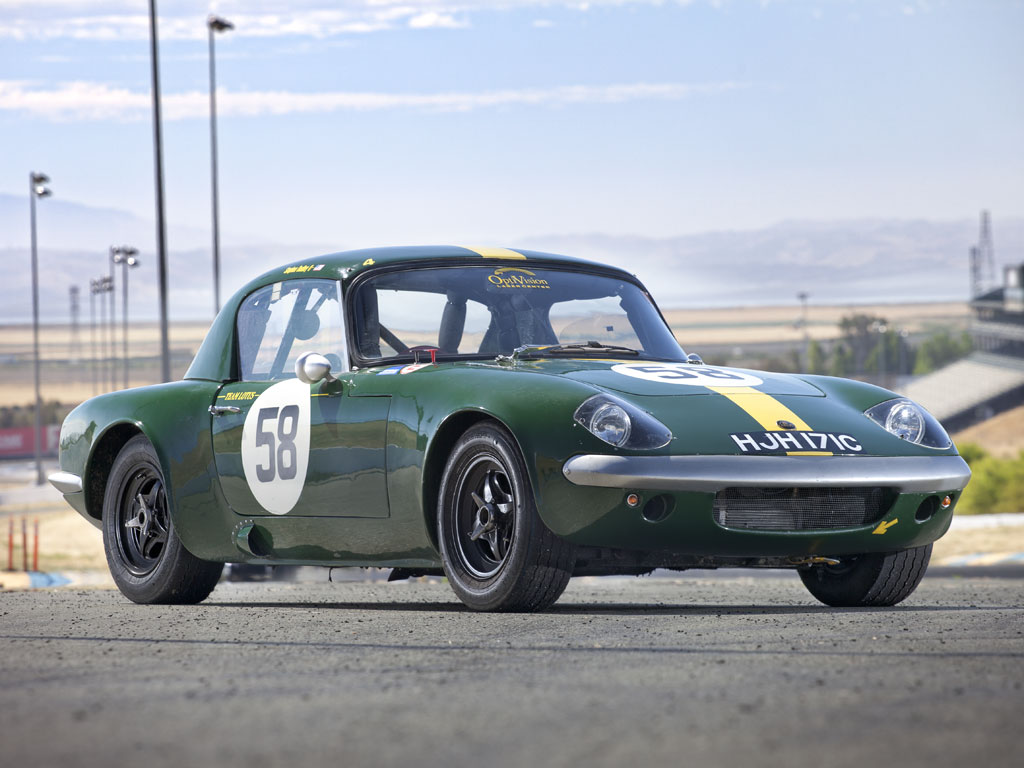 1964 Lotus Elan - 26R Factory Race Car | Classic Driver Market