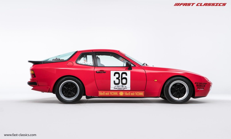 1986 Porsche 944 Turbo Cup 1 Of 50 Classic Driver Market