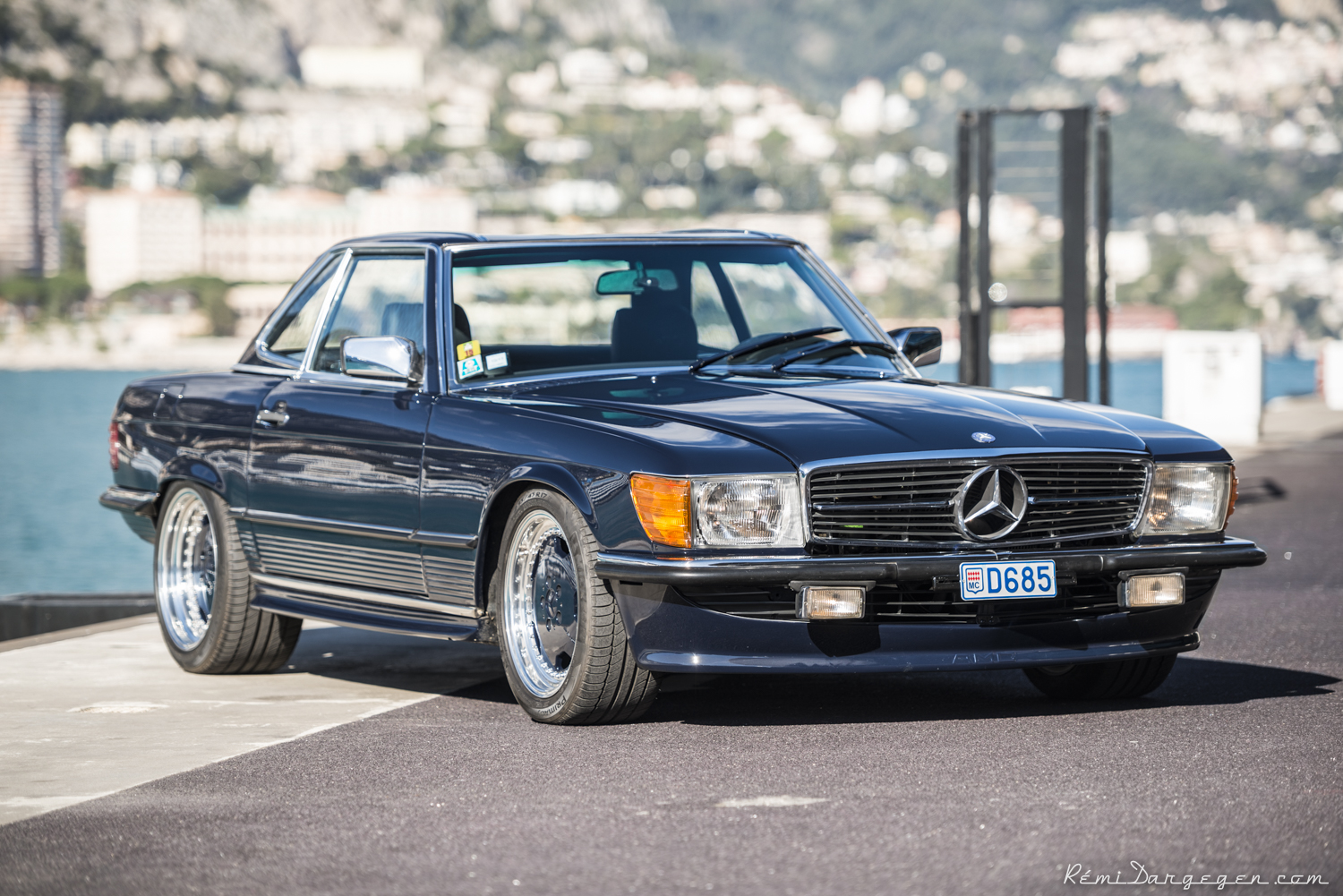 1986 mercedes benz sl 560 sl 6 0 amg classic driver market. Black Bedroom Furniture Sets. Home Design Ideas