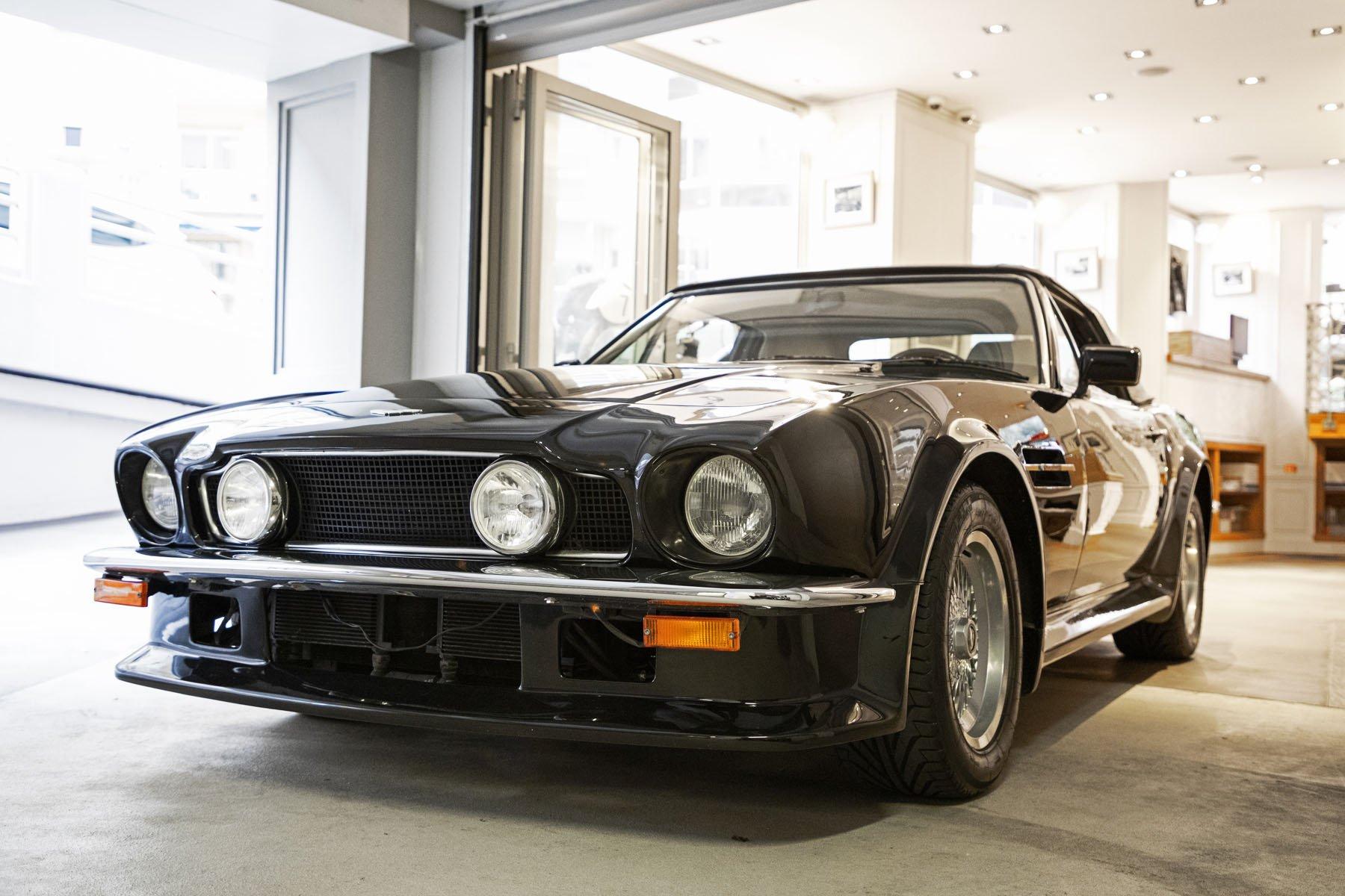 1987 Aston Martin V8 Vantage V8 Volante Convertible Classic Driver Market