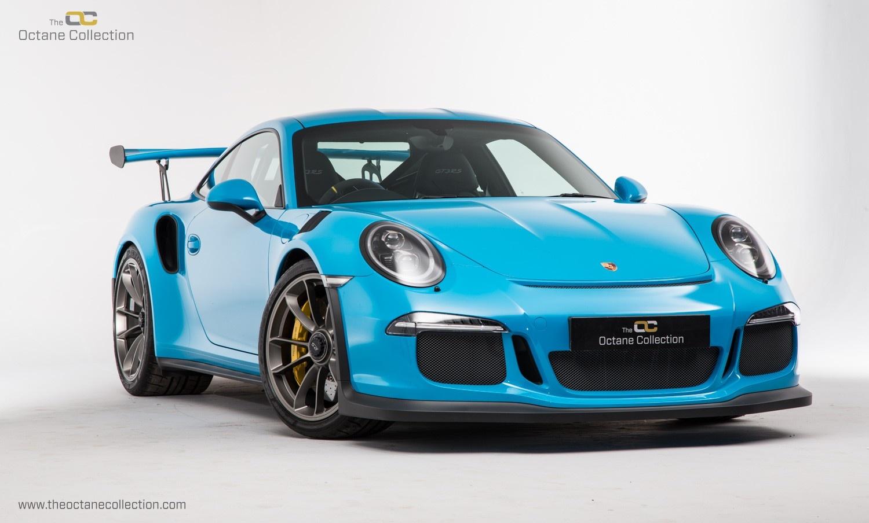 2016 Porsche 911 Gt3 991 Gt3 Rs Classic Driver Market
