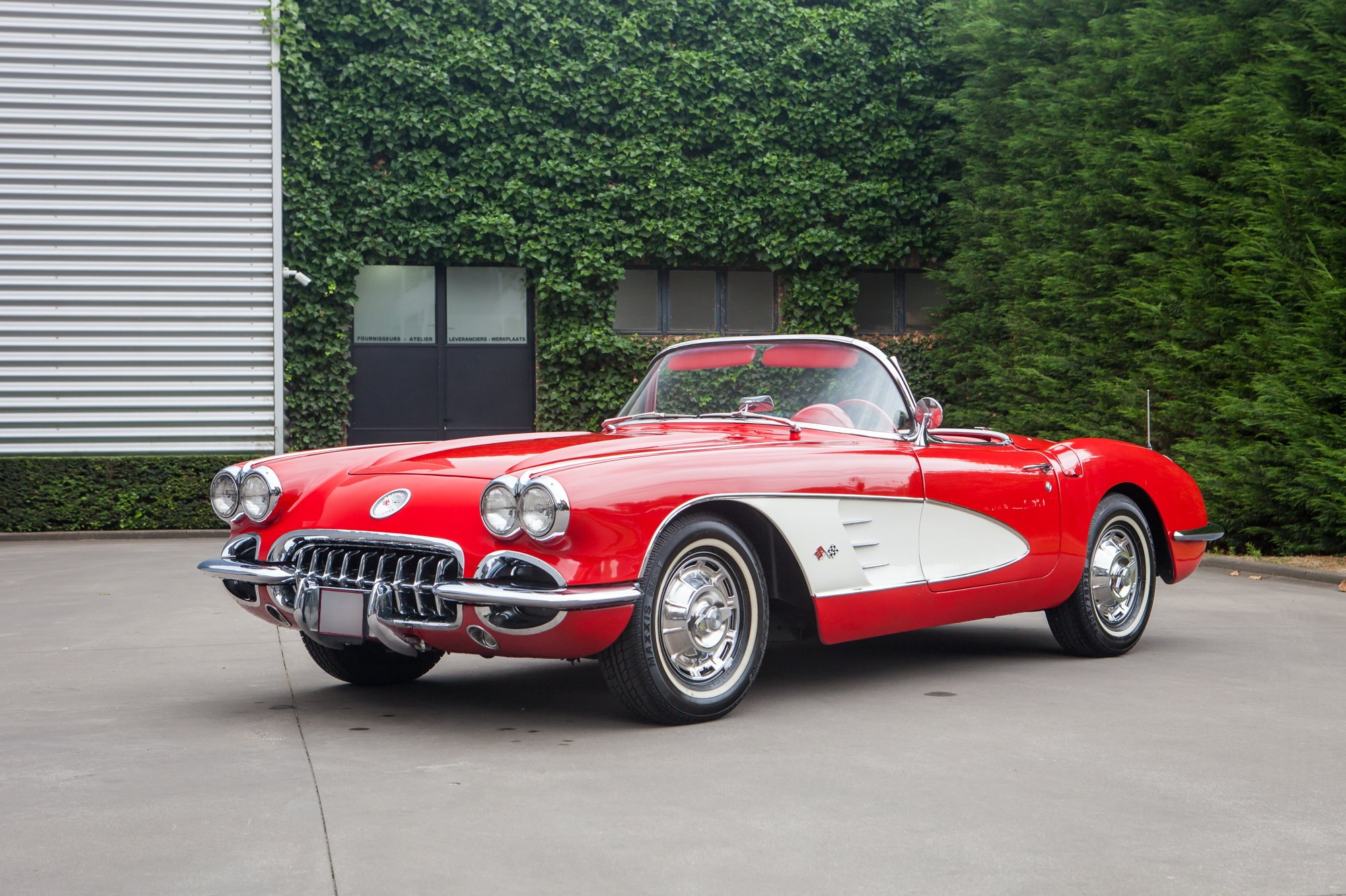 Kelebihan Kekurangan Corvette 1959 Murah Berkualitas