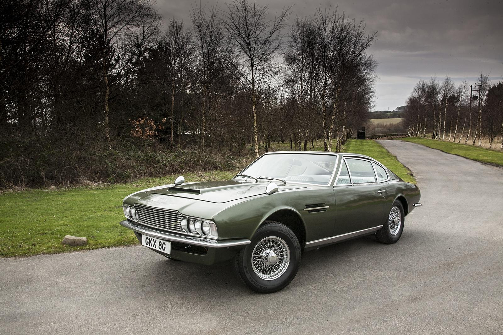 1969 Aston Martin Dbs Classic Driver Market