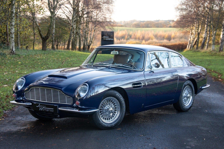 1967 Aston Martin Db6 Classic Driver Market