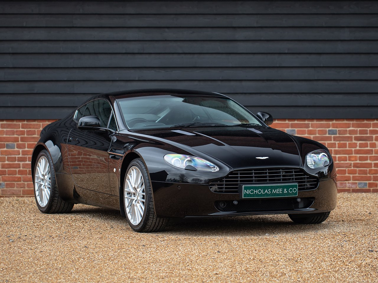 2010 Aston Martin V8 Vantage Classic Driver Market